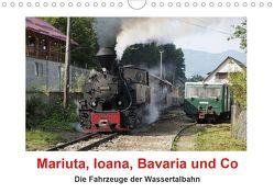 Mariuta, Ioana, Bavaria und Co (Wandkalender 2020 DIN A4 quer) von Hegerfeld-Reckert,  Anneli