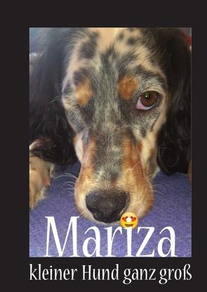 Mariza, kleiner Hund ganz groß von von den griechischen Pfötchen ,  Mariza