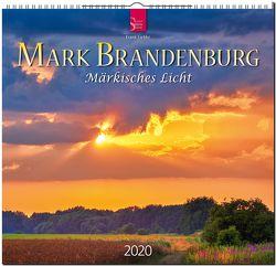 Mark Brandenburg – Märkisches Licht von Liebke,  Frank