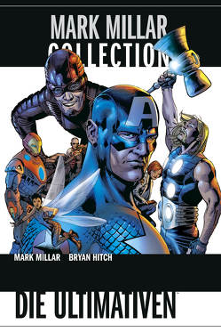 Mark Millar Collection von Hitch,  Bryan, Millar,  Mark