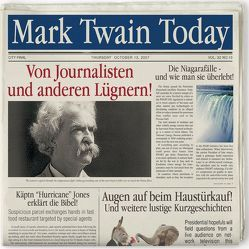 Mark Twain: Von Journalisten U von Twain,  Mark, ZYX Music GmbH & Co. KG