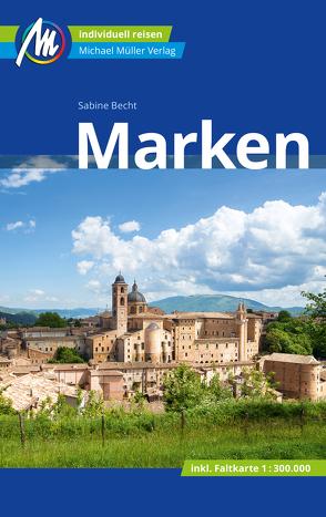 Marken Reiseführer Michael Müller Verlag von Becht,  Sabine