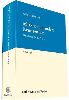 Marken und andere Kennzeichen von Hildebrandt,  Ulrich