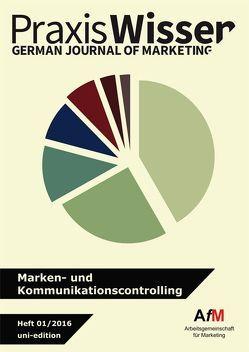 Marken- und Kommunikationscontrolling von Rumler,  Andrea, Stumpf,  Marcus