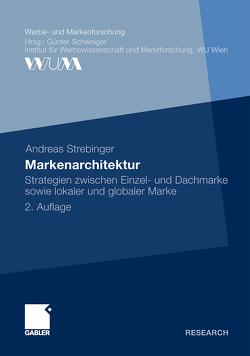 Markenarchitektur von Strebinger,  Andreas