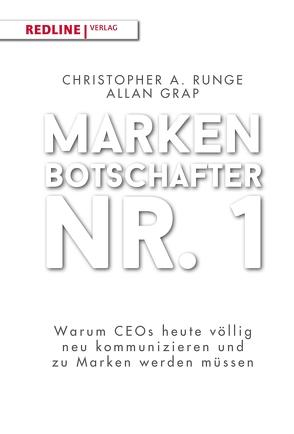 Markenbotschafter Nr. 1 von Grap,  Allan, Runge,  Christopher A.