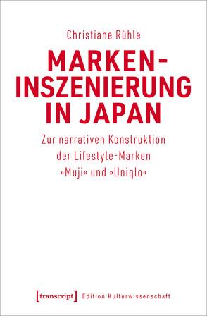 Markeninszenierung in Japan von Rühle,  Christiane