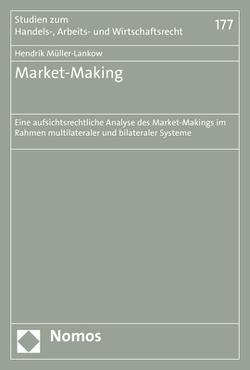 Market-Making von Müller-Lankow,  Hendrik