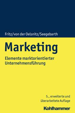 Marketing von Fritz,  Wolfgang, Oelsnitz,  Dietrich von der, Seegebarth,  Barbara