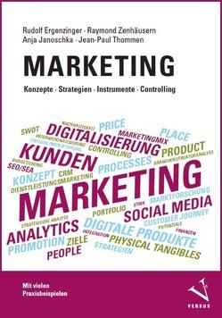 Marketing von Ergenzinger,  Rudolf, Janoschka,  Anja, Thommen,  Jean-Paul, Zenhäusern,  Raymond