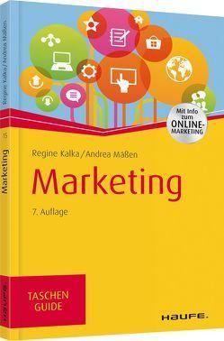 Marketing von Kalka,  Regine, Mäßen,  Andrea