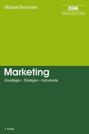 Marketing von Bernecker,  Michael
