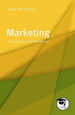 Marketing von Hennig,  Alexander
