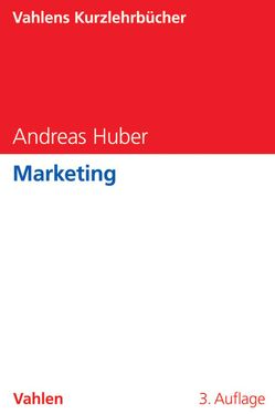 Marketing von Huber,  Andreas