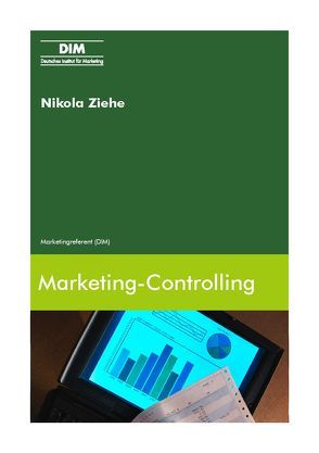 Marketing-Controlling von Ziehe,  Nikola