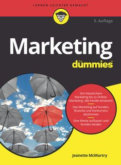 Marketing für Dummies von Fehn,  Oliver, McMurtry,  Jeanette