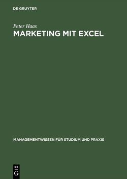 Marketing mit Excel von Fritz,  Heiko, Haas,  Peter