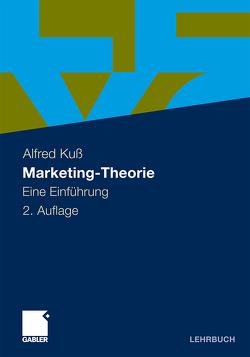 Marketing-Theorie von Kuss,  Alfred