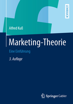 Marketing-Theorie von Kuss,  Alfred
