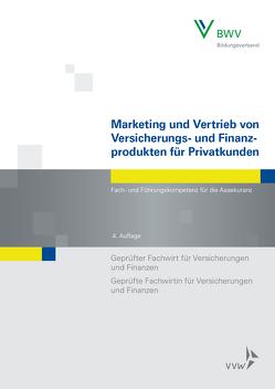 Marketing und Vertrieb von Versicherungs- und Finanzprodukten für Privatkunden von Köhne,  Thomas, Lange,  Manfred