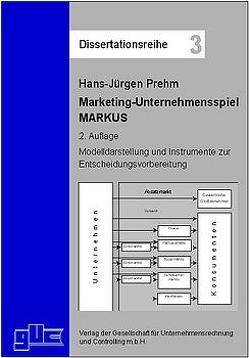 Marketing-Unternehmensspiel MARKUS von Prehm,  Hans-Jürgen