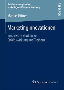 Marketinginnovationen von Hütter,  Manuel