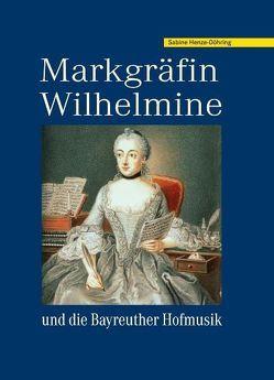 Markgräfin Wilhelmine von Henze-Döhring,  Sabine