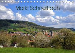 Markt Schnaittach (Tischkalender 2019 DIN A5 quer) von Hubner,  Katharina