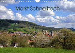 Markt Schnaittach (Wandkalender 2021 DIN A4 quer) von Hubner,  Katharina