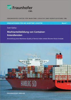 Marktanteilsbildung von Containerliniendiensten. von Gailus,  Sven