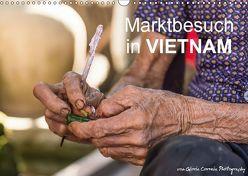 Marktbesuch in VIETNAM (Wandkalender 2019 DIN A3 quer) von Correia Photography,  Gloria