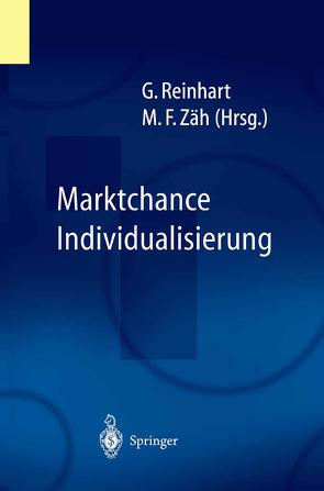 Marktchance Individualisierung von Reinhart,  Gunther, Zäh,  Michael F.