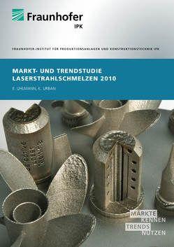 Märkte kennen – Trends nutzen von Uhlmann,  Eckart, Urban,  Kamilla
