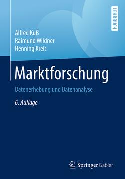 Marktforschung von Kreis,  Henning, Kuss,  Alfred, Wildner,  Raimund