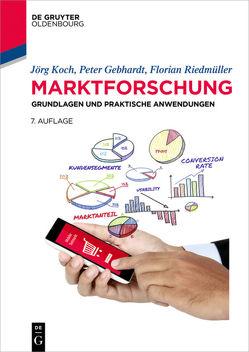 Marktforschung von Gebhardt,  Peter, Koch,  Jörg, Riedmüller,  Florian