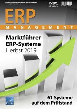 Marktführer ERP-Systeme Herbst 2019 (E-Journal) von Eggert,  Sandy