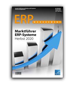 Marktführer ERP-Systeme Herbst 2020 (E-Journal) von Gronau,  Norbert
