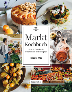 Marktkochbuch von Ott,  Nicole