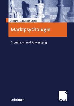 Marktpsychologie von Raab,  Gerhard, Unger,  Fritz