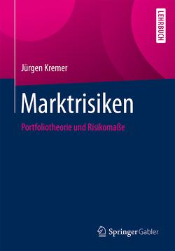 Marktrisiken von Kremer,  Jürgen
