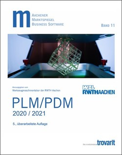 Marktspiegel Business Software PLM/PDM 2020/2021 von Dölle,  Christian, Jank,  Merle-Hendrikje, , Lütticke,  Berthold, Müller,  Marc, Riesener,  Michael