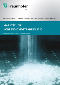 Marktstudie Kohlendioxidstrahlen 2010 von Bilz,  Martin, Uhlmann,  Eckart