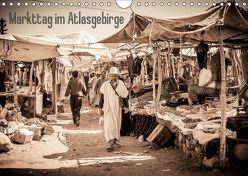 Markttag im Atlasgebirge (Wandkalender 2019 DIN A4 quer) von Speicher,  Frank