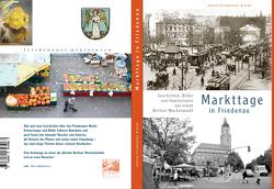 Markttage in Friedenau von Weissberg,  Evelyn