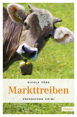 Markttreiben von Förg,  Nicola