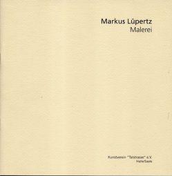 """Markus Lüpertz von Kunstverein """"Talstrasse"""", Pfnorr,  Annette"""