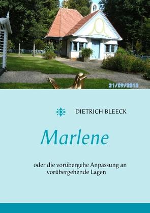 Marlene von Bleeck,  Dietrich