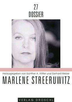 Marlene Streeruwitz von Höfler,  Günther, Melzer,  Gerhard