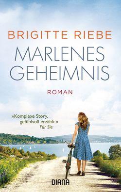 Marlenes Geheimnis von Riebe,  Brigitte