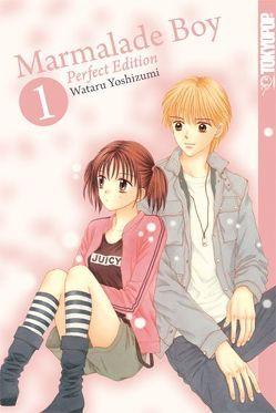 Marmalade Boy 01 von Yoshizumi,  Wataru